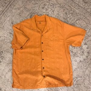 Tommy Bahama, XXL /TLG, Button ,short sleeve shirt